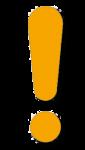 Ausrufezeichen_orange